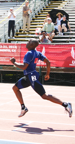 Results from Outdoor Nationals July 22 – 25