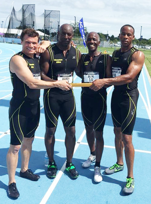 2015 Master's Outdoor Track and Field Championship